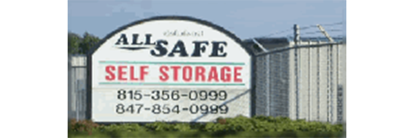 All Safe Self Storage |   - All Safe Self Storage