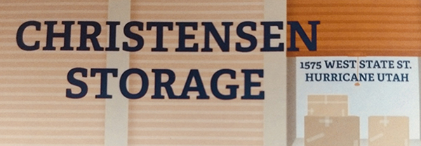 Christensen Storage |   - Christensen Storage