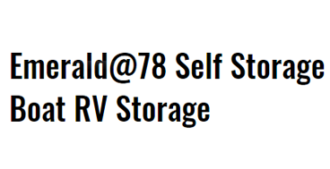 Emerald at 78 Self Storage |   - Emerald at 78 Self Storage