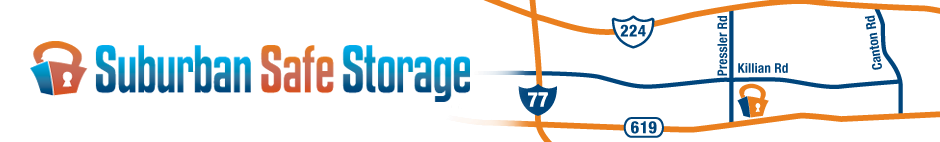 Self Storage in Mogadore